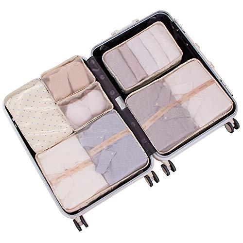 Top 10 Suitcase Organizer Bags Set – Travel Packing Organizers