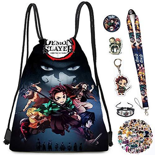 Top 10 Anime Lanyard for Keys – Gym Drawstring Bags