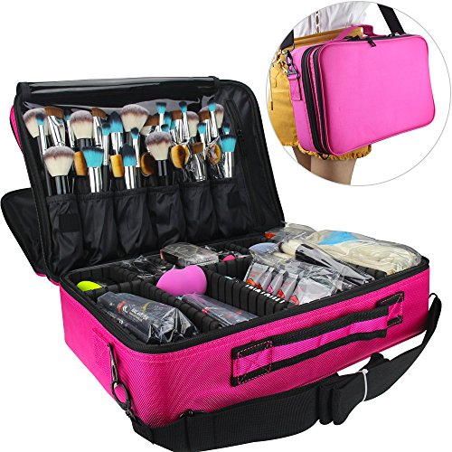 Top 9 Makeup Case on Wheels Professional – Cosmetic Bags