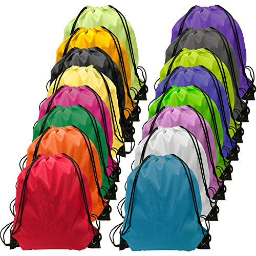 Top 10 Small Drawstring Backpack for Kids – Gym Drawstring Bags