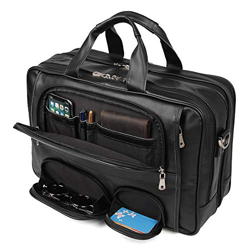 Top 10 Large Briefcases for Men – Laptop Briefcases