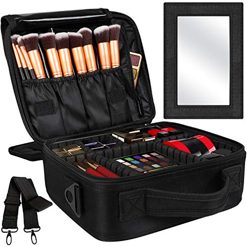 Top 10 Travel Makeup Organizer with Mirror – Cosmetic Bags