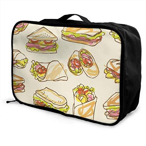Top 10 Fold Sandwich Bags – Travel Duffel Bags