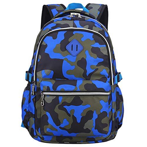 Top 9 Kids Backpacks Blue Camo – Kids' Backpacks