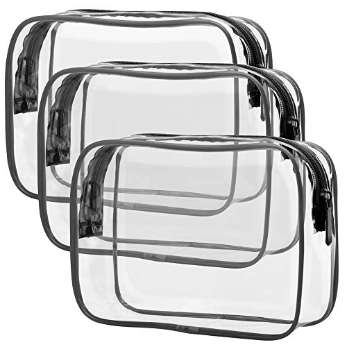 Top 10 Clear Cosmetic Bag – Toiletry Bags