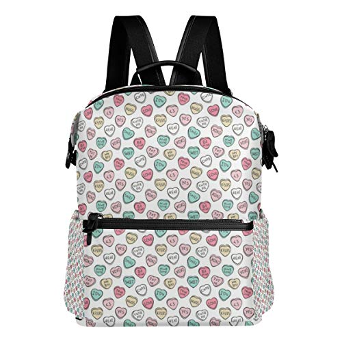 Top 10 Valentine Candy Hearts Bulk – Casual Daypack Backpacks