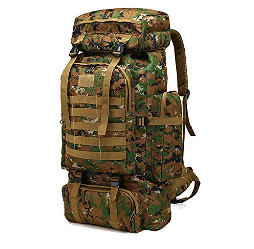 Top 9 Military Rucksack with Frame – Hiking Daypacks