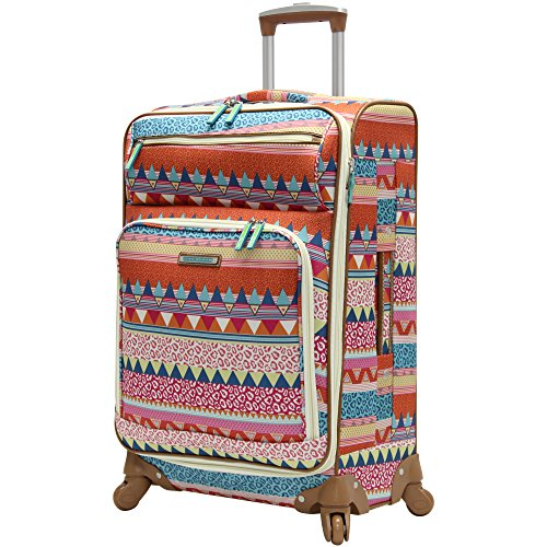 Top 8 Colorful Patterned Suitcases – Suitcases