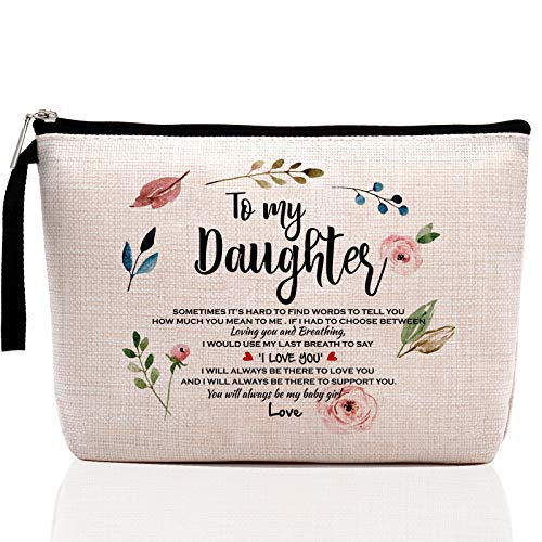 Top 10 Dad's Birthday Gifts from Daughter – Cosmetic Bags