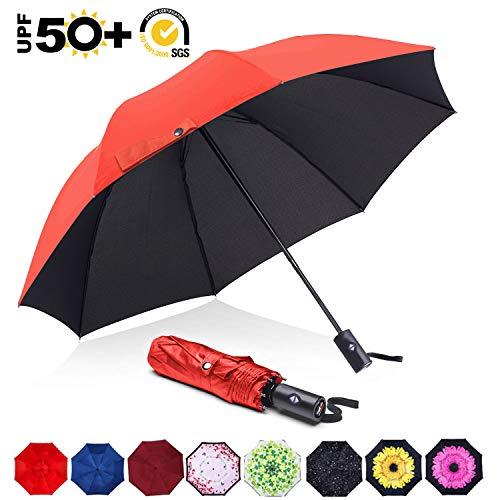 Top 9 Sun Umbrella for Walking UV – Folding Umbrellas
