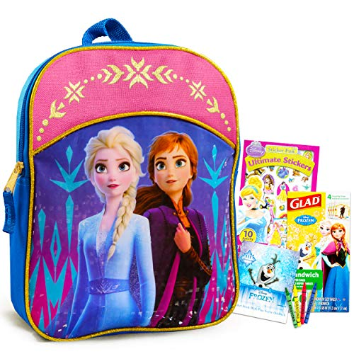 Top 9 Frozen Activity Book – Backpacks