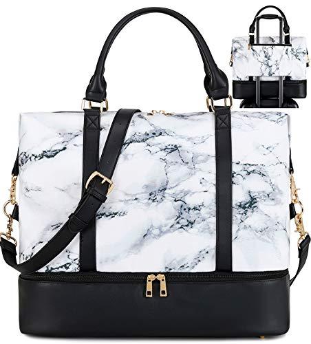 Top 10 Marble Duffle Bag – Travel Duffel Bags