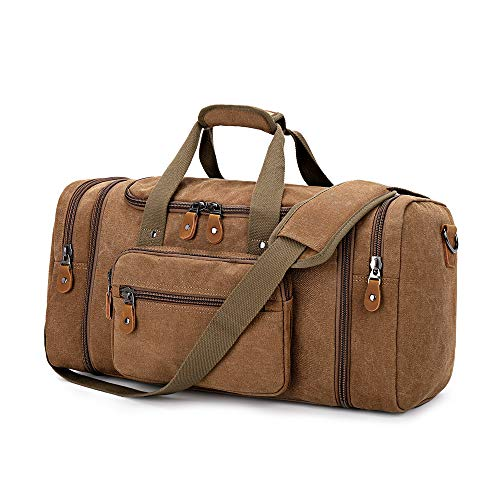 Top 10 Canvas Duffle Bag Small – Travel Duffel Bags