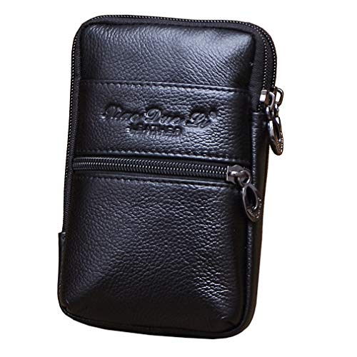 Top 10 Leather iPhone 11 Case with Card Holder – Fashion Waist Packs