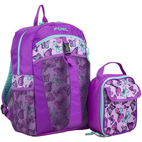 Top 9 Fuel Backpack and Lunch Bag Bundle – Kids' Backpacks