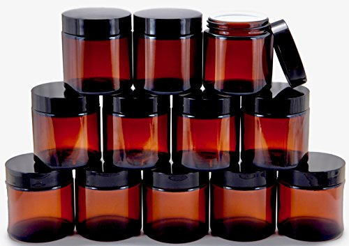Top 10 Containers Glass with Lids – Refillable Cosmetic Containers