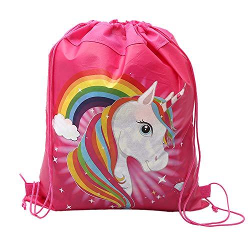 Top 10 Unicorn Favors for Kids Birthday – Gym Drawstring Bags