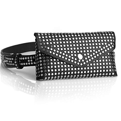 Top 10 Studded Purse Strap – Fashion Waist Packs