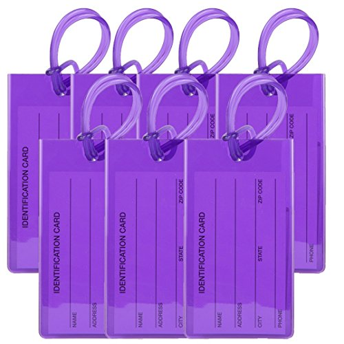 Top 9 Silicone Luggage Tags – Luggage Tags