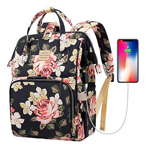 Top 8 Floral Backpack for Women – Laptop Backpacks