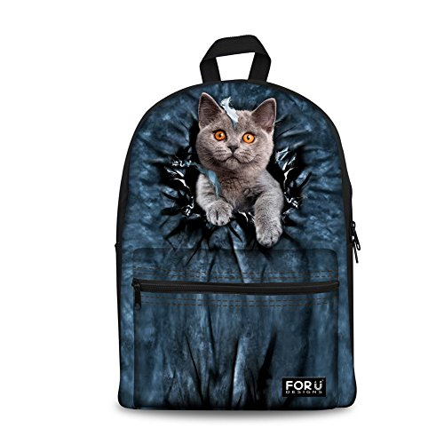 Top 10 Prints On Canvas – Kids' Backpacks