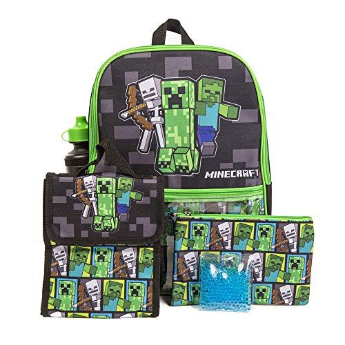 Top 9 Minecraft Backpack for Boys Elementary School – Kids' Backpacks