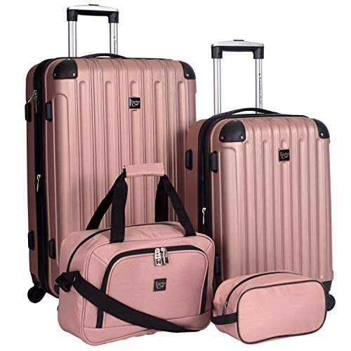 Top 10 Luggage Sets Rose Gold – Luggage Sets
