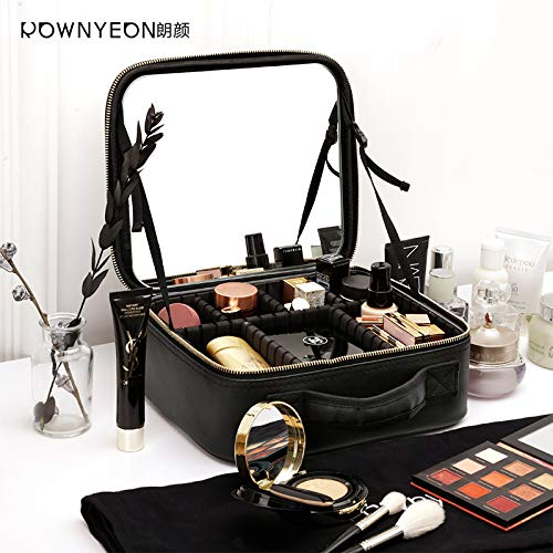 Top 10 Mirror Vanity with Lights – Cosmetic Bags