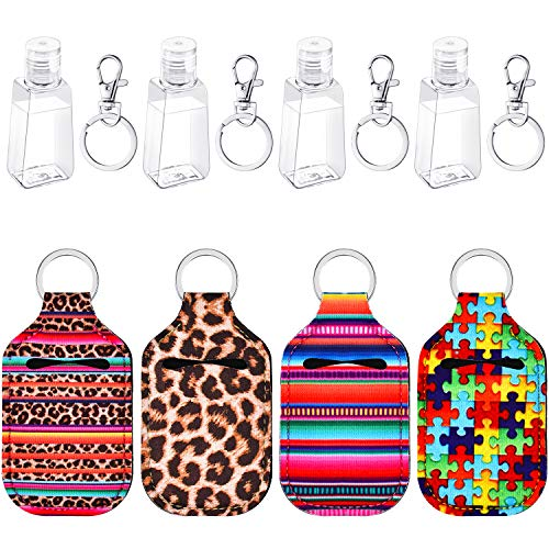 Top 10 Keychain Clip Hook – Refillable Cosmetic Containers