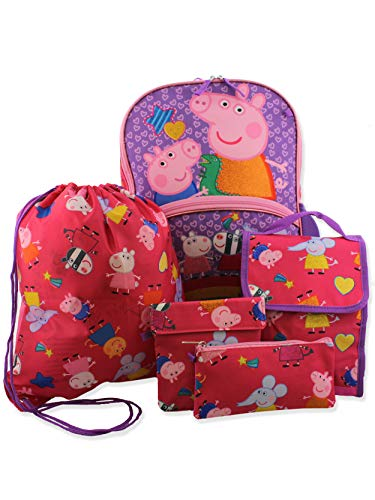 Top 9 Peppa Pig Luggage for Kids – Kids' Backpacks