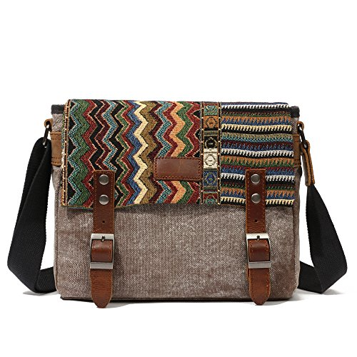 Top 10 Canvas Messenger Bag for Women – Luggage & Travel Gear