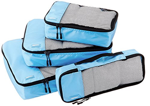 Top 10 Mesh Packing Cubes for Travel – Travel Packing Organizers