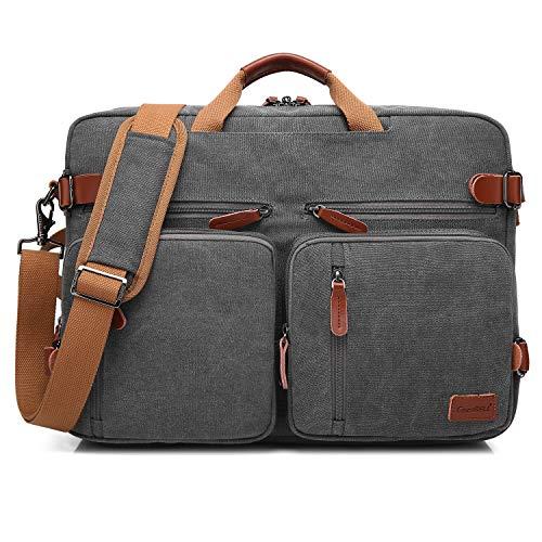 Top 10 Convertible Backpack Messenger Bag Men – Laptop Messenger & Shoulder Bags