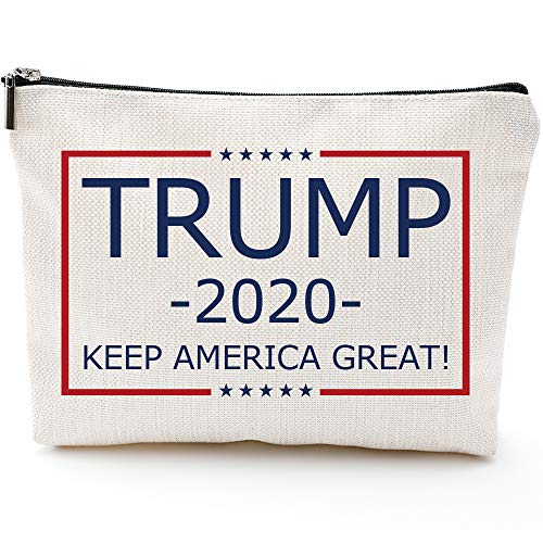 Top 10 President Trump Gifts – Cosmetic Bags