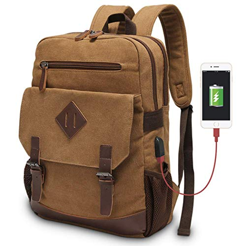 Top 7 Boys Canvas Backpack – Laptop Backpacks