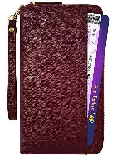 Top 10 Passport Wallet RFID Blocking – Passport Wallets