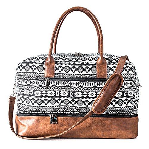Top 10 Canvas Weekend Bag for Women – Travel Duffel Bags